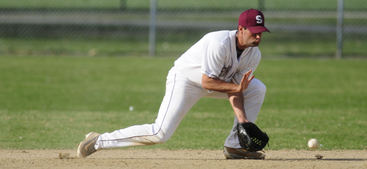 Baseball Swept By Clark In NEWMAC Doubleheader