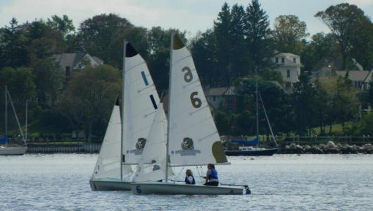 Sailing Takes 12th At Southern Series