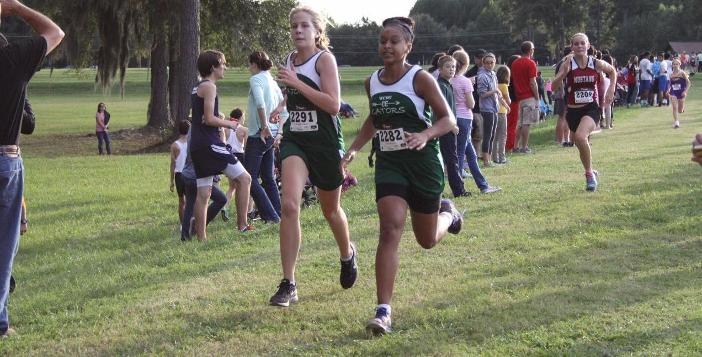 Ware Cross Country Teams Compete in Richmond Hill