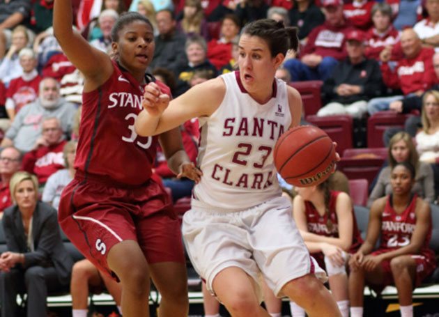 SCU Women Stay Busy During Thanksgiving Week; Play in Stockton and Reno