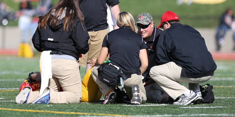Athletic Training Requirements for Student-Athletes
