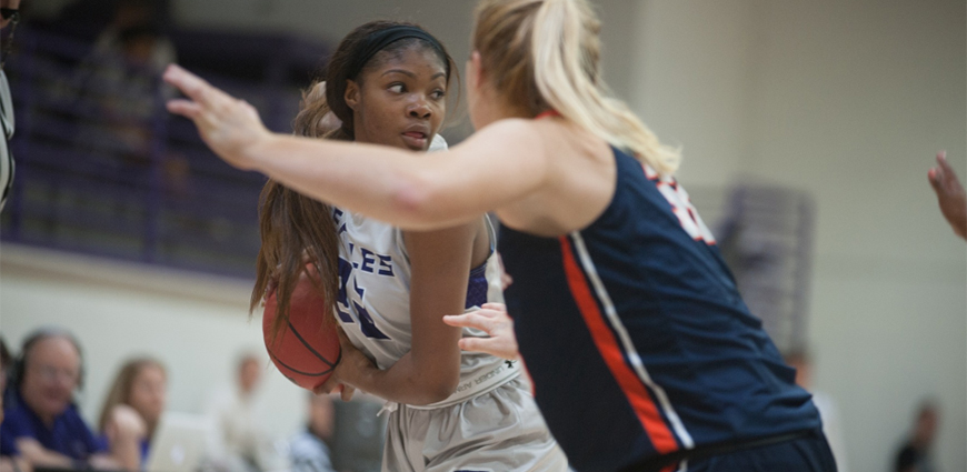 Howard Payne Women Handle Ozarks
