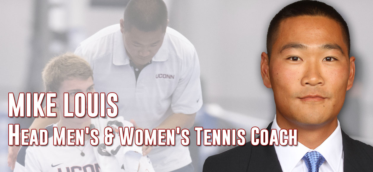 Louis Named Head Men's and Women's Tennis Coach at Springfield College