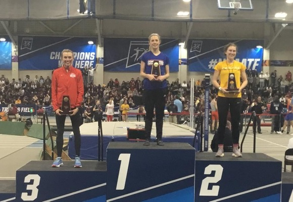 Mooney Wins National Championship in 5,000 Meters With DIII Record Time