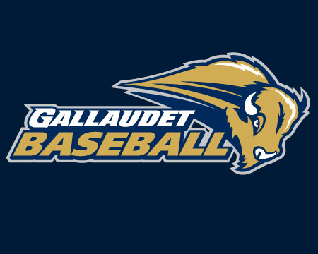 Upcoming Gallaudet baseball games scheduled for different venues