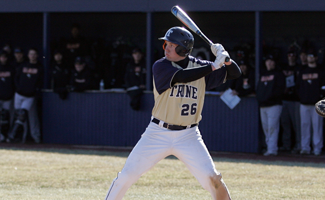 Baseball Shut Out by Heidelberg