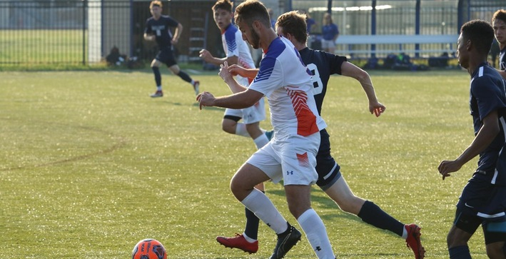 Men's Soccer blanks Beloit for season-opening win