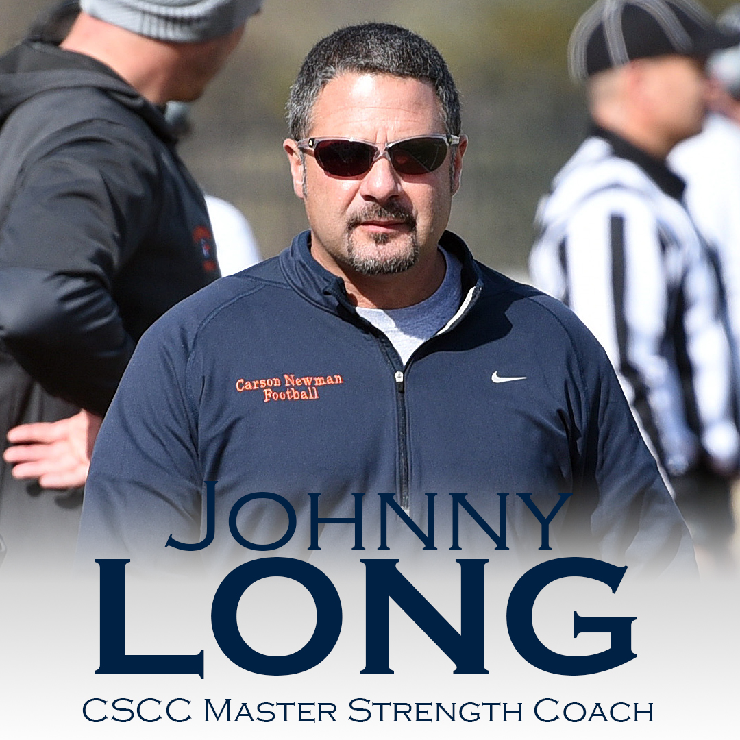 Long named Master Strength and Conditioning Coach