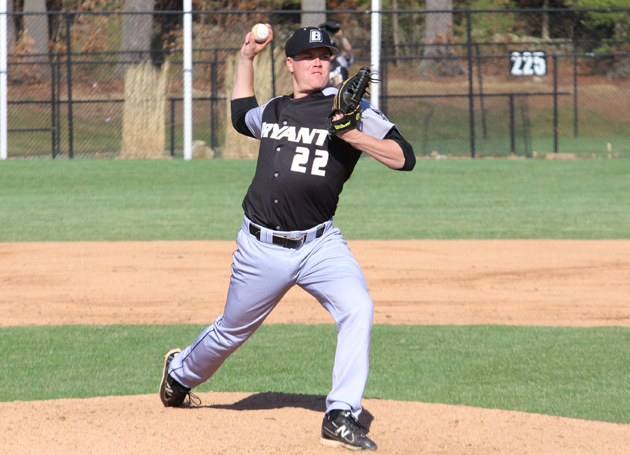 Schlitter, Hayward pitch Bryant to sweep of LIU