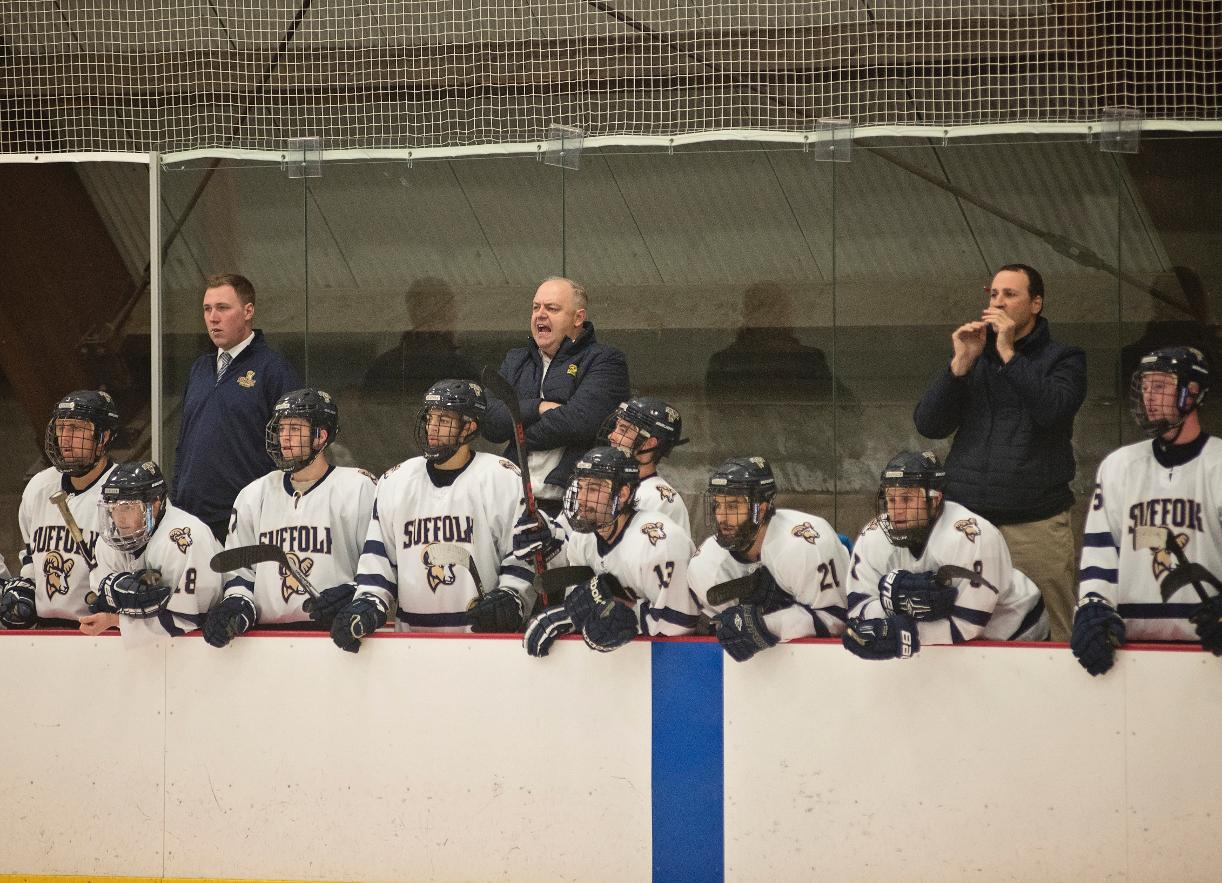 Hockey to Ring in New Year at Franklin Pierce Saturday