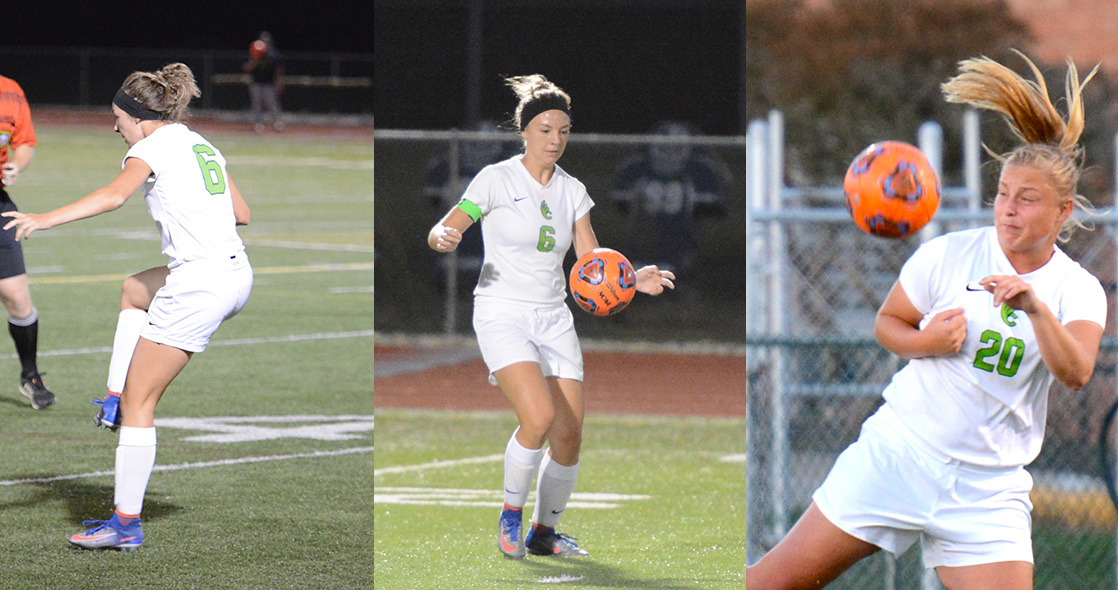 Women's Soccer Places Three on OSCA Academic All-Ohio Teams