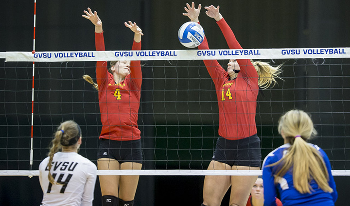 Ferris State Visits GVSU Tonight For Showdown Of Nationally-Ranked Teams