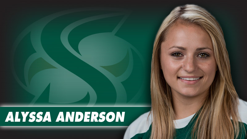 ANDERSON NAMED BIG SKY SOCCER OFFENSIVE PLAYER OF THE WEEK