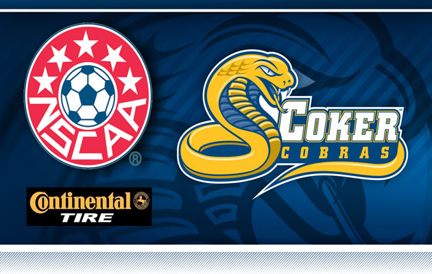 Coker Men's Soccer Ranked Fifth in NSCAA Southeast Region Poll
