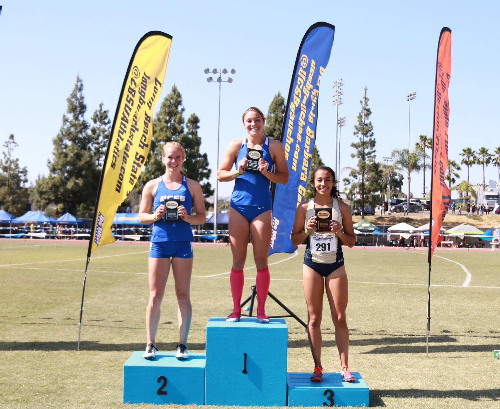 Gauchos Make Statement at 2017 Big West Championships