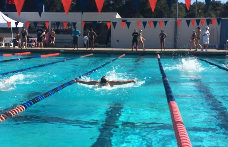 Percin Breaks Another Record at Pomona-Pitzer Relay Invite