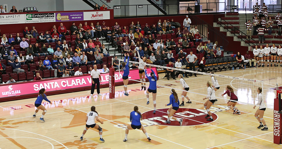 2017 Santa Clara/San José State Volleyball Tournament Information