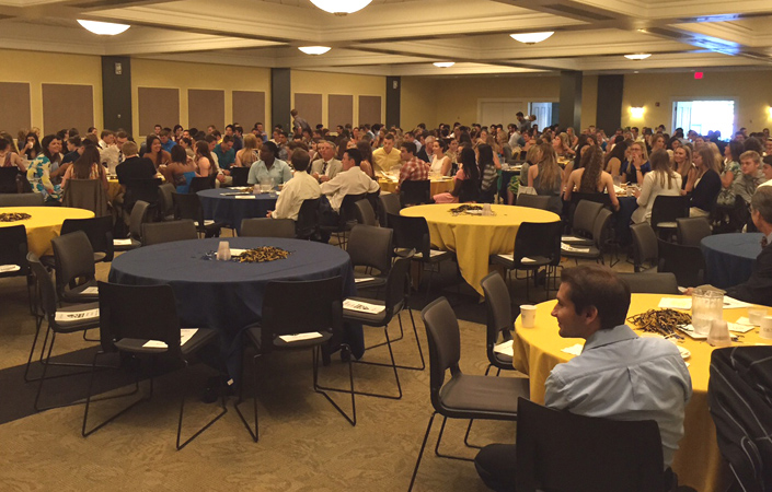 Emory Athletics Holds Annual Awards Banquet