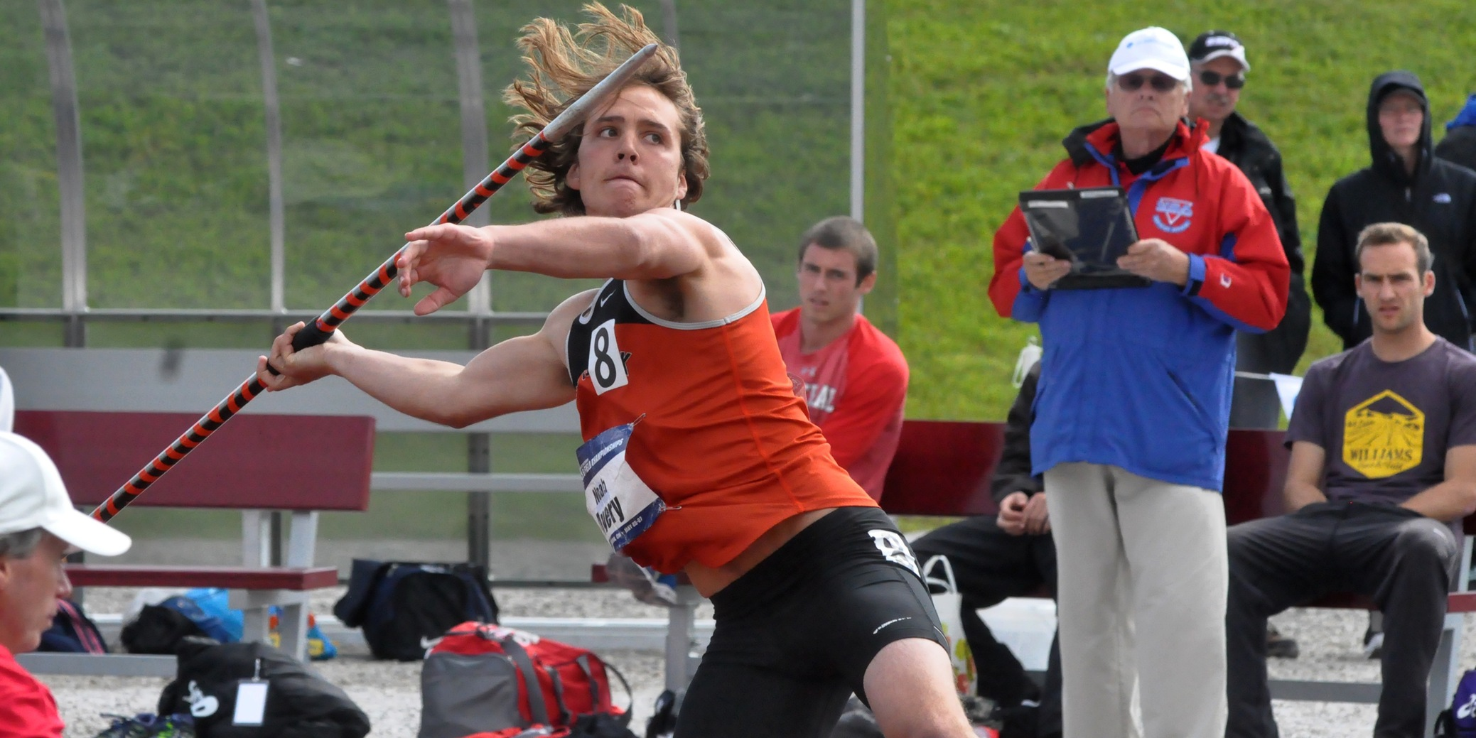 Avery finishes as top NWC decathlete at NCAA Championships