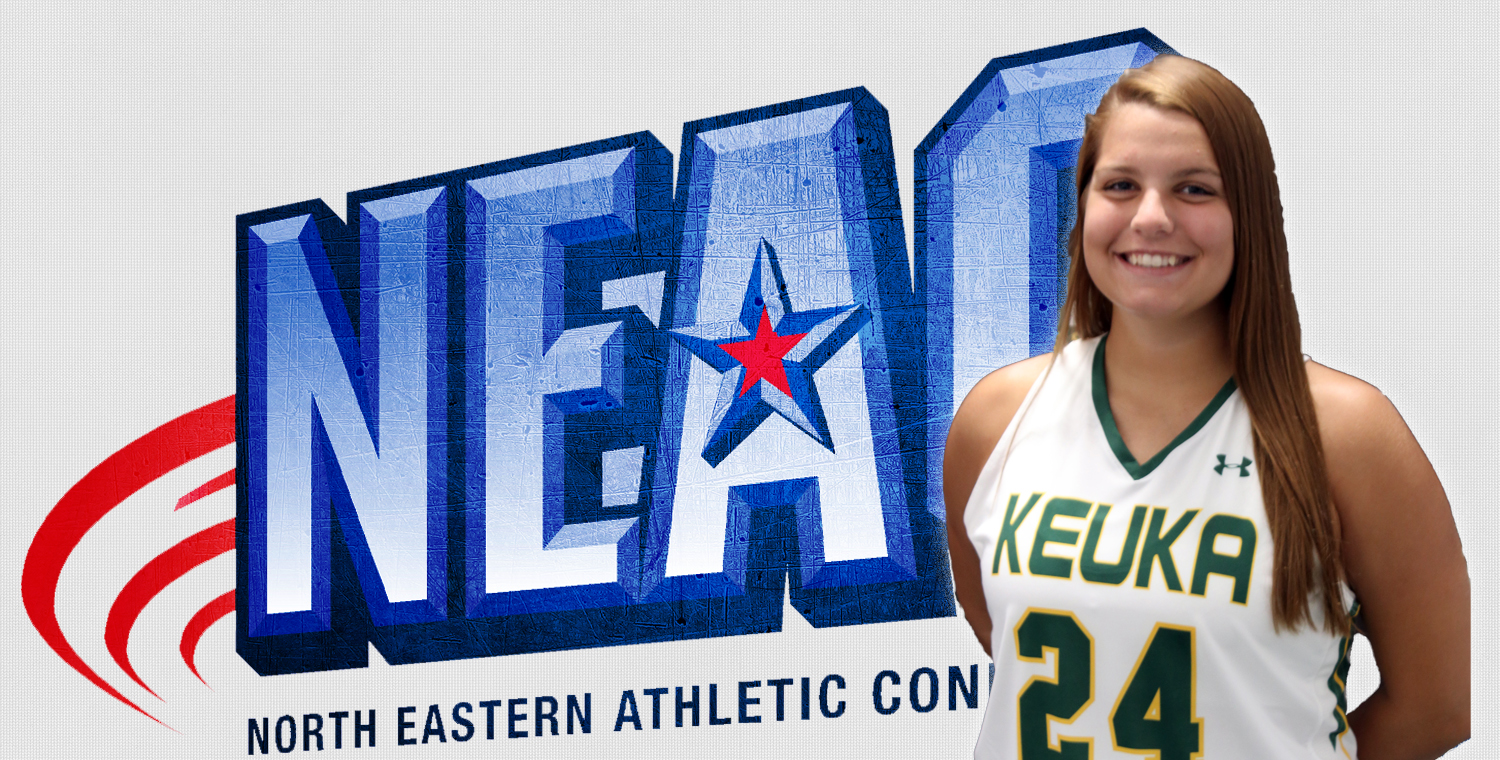 NEAC Names Skylar Gilmore Offensive Player of the Week