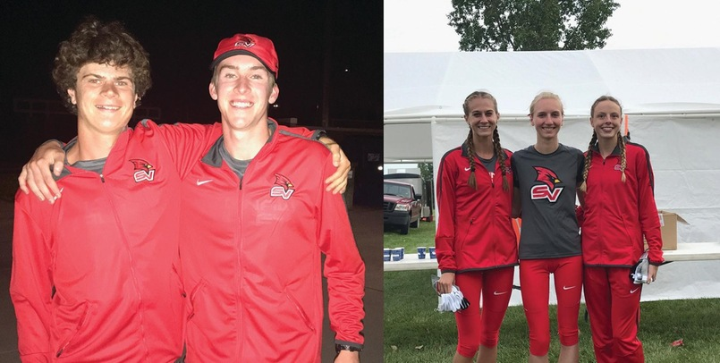 Cross Country Squads Post Second Place Finishes at Golden Grizzlies Open