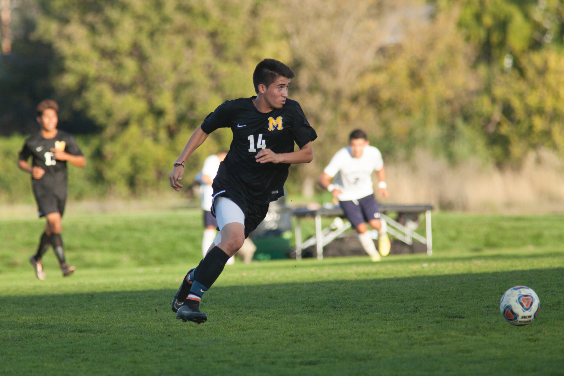 Men's Soccer Ends Season With Loss to Mendocino 2-1