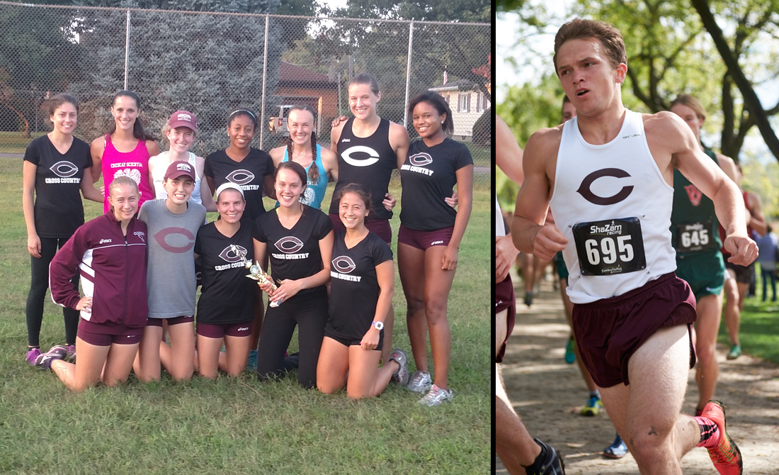 UChicago cross country teams excel at Augustana Invite