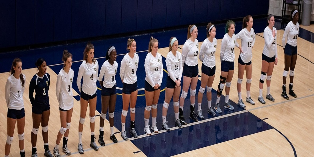 Emerson Spoils Women's Volleyball's Home Opener, 3-0