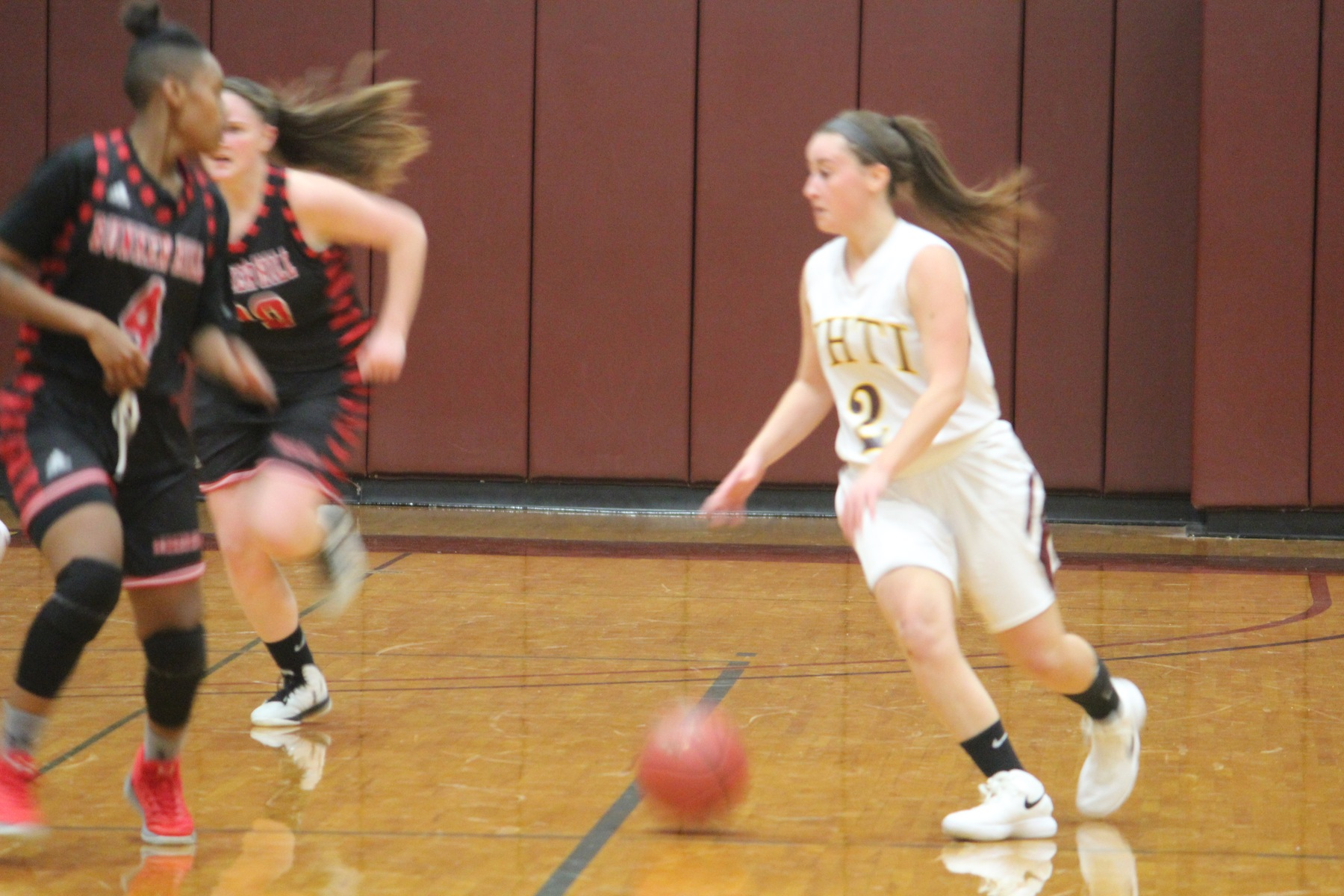 NHTI Woman's Fall to Hudson Valley, 90-80