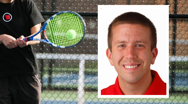 Wittenberg Hires Nick Rohner As Men's And Women's Tennis Head Coach