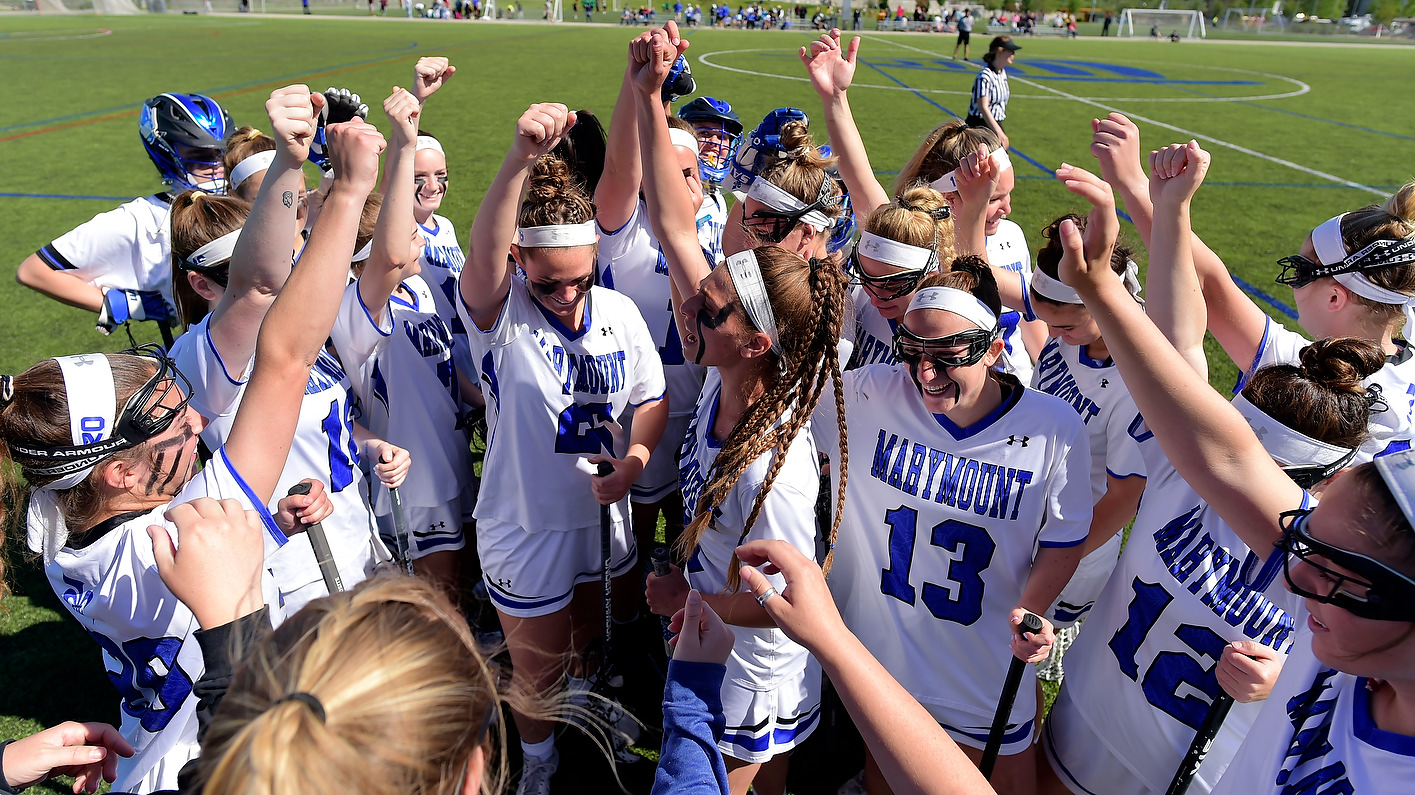ADVANCING: Women's Lacrosse Scores Early And Often To Down Griffins In Atlantic East First Round