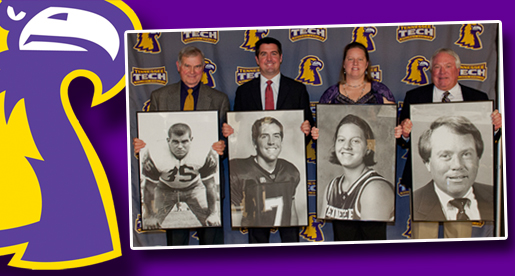 Four inducted into TTU Sports Hall of Fame