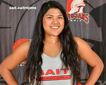 Alexa Tan, SAIT, Women's Basketball