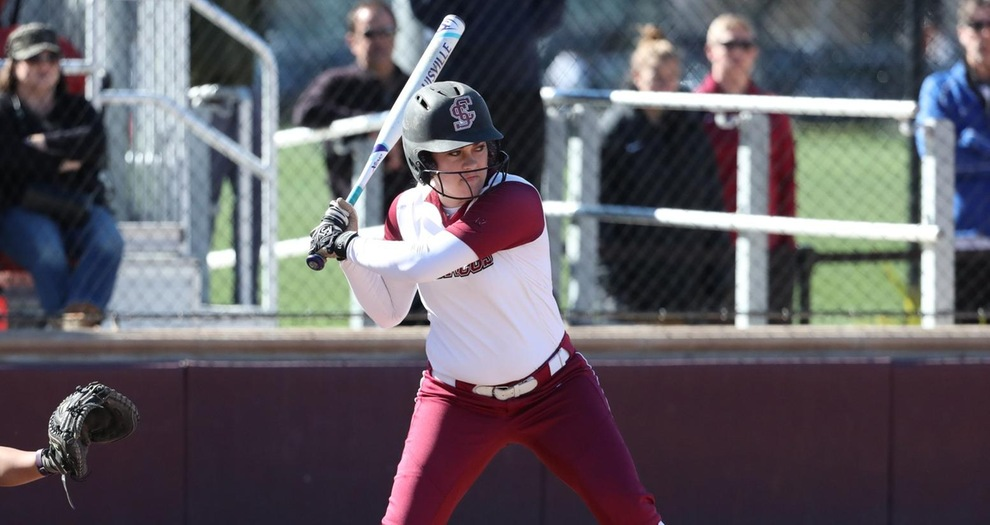 Softball Swept by Pacific in Saturday Doubleheader