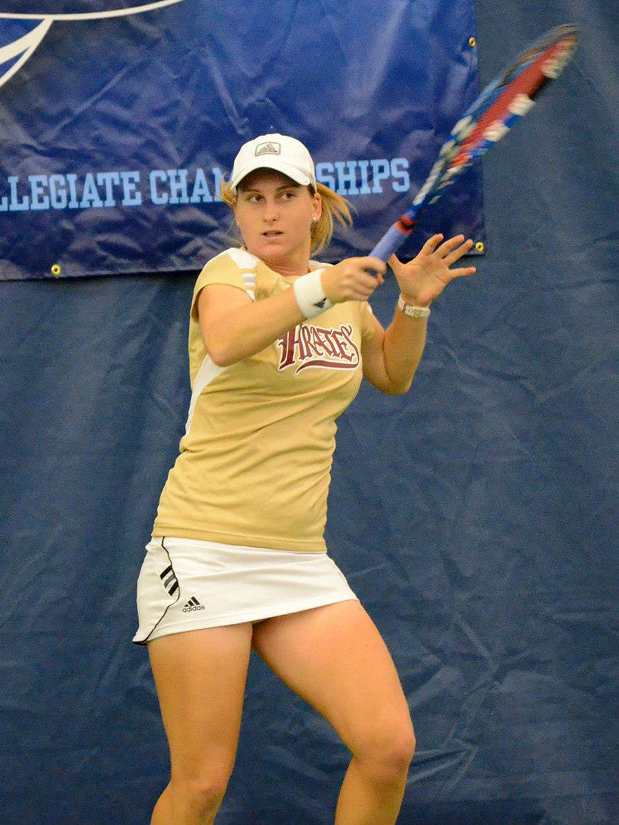 Pirates Wrap Up Action At USTA/ITA National Indoor Championships