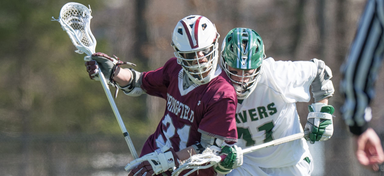 Babson Uses Fourth-Quarter Push to Rally Past Men's Lacrosse, 11-8