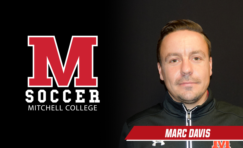 Marc Davis Named Head Coach of Women's Soccer