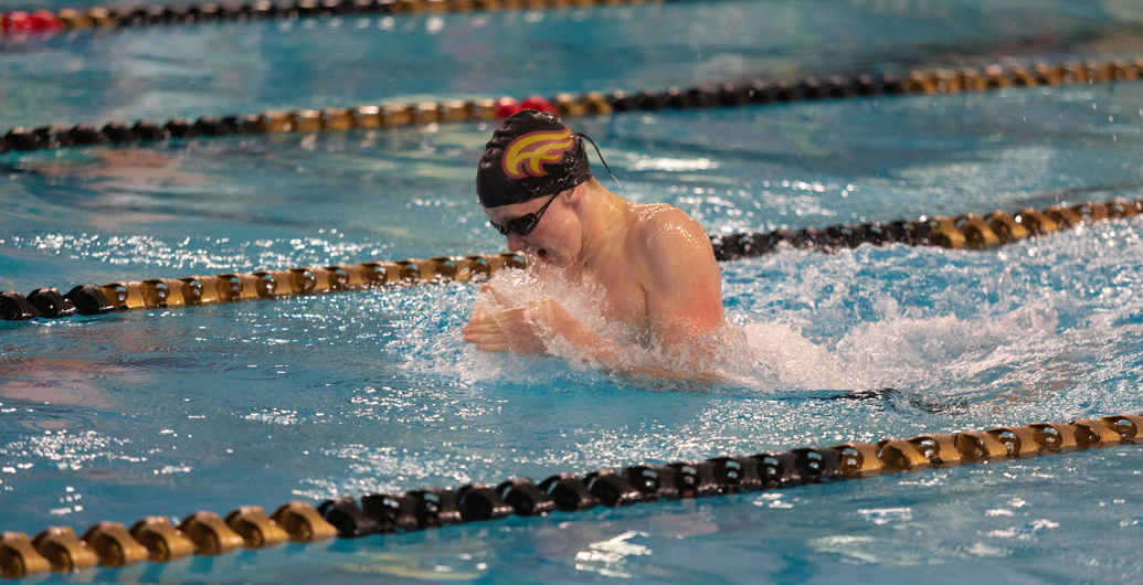 Dalhousie AUS invitational swim meet