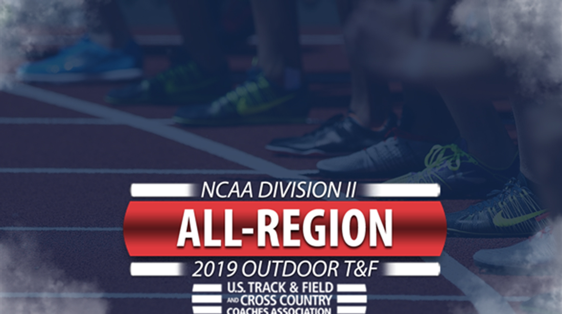 Eight Track & Field Student-Athletes Earn USTFCCCA All-Region Accolades