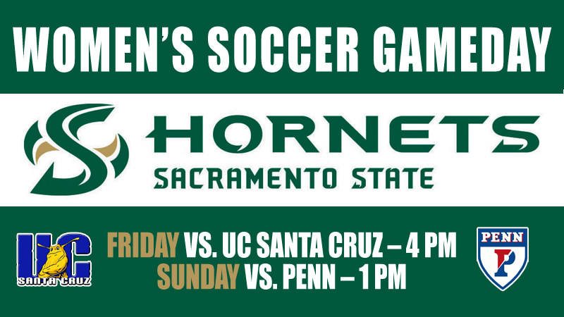 The Hornets play UC Santa Cruz and Penn in their final non-conference weekend of 2012.
