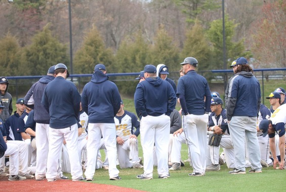 Baseball's Run at Skyline Conference Championship Ends With Losses to Maritime, Mt. St. Mary