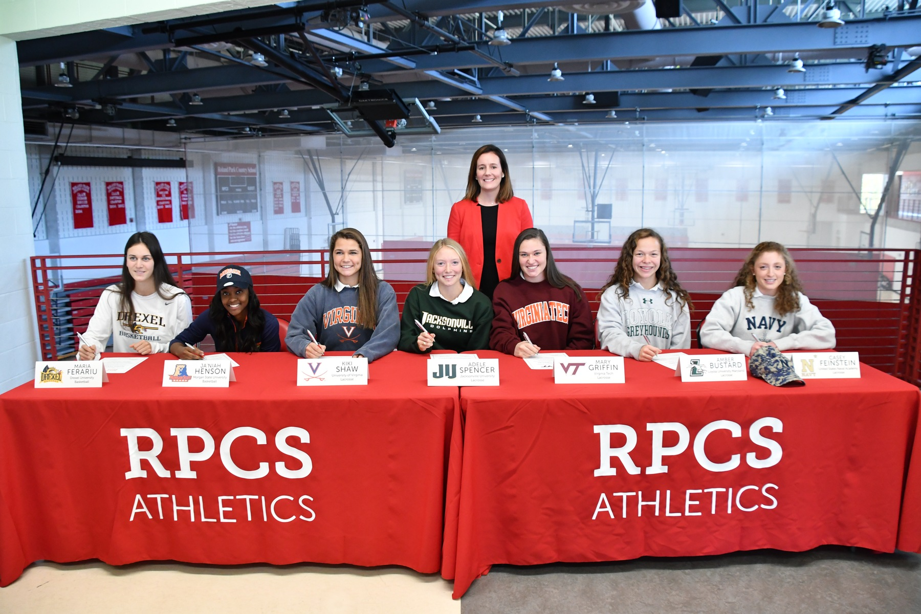 Roland Park Country School NLI