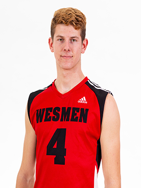 Daniel Thiessen, Men's Volleyball