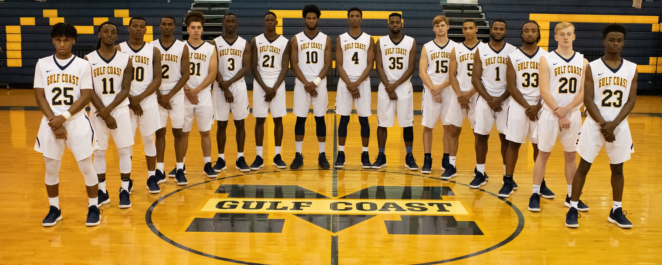Gulf Coast men open MACJC play
