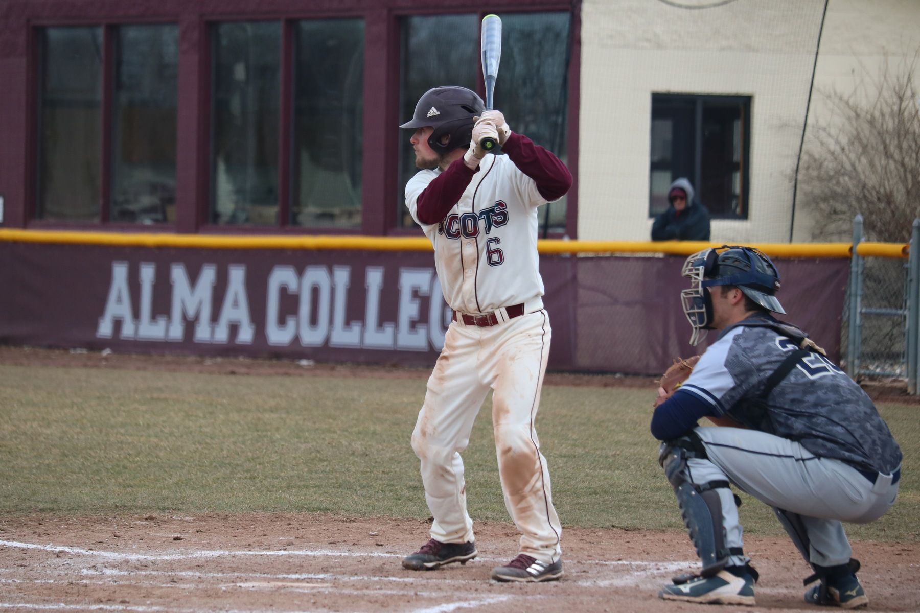 Baseball swept at Hope to open series