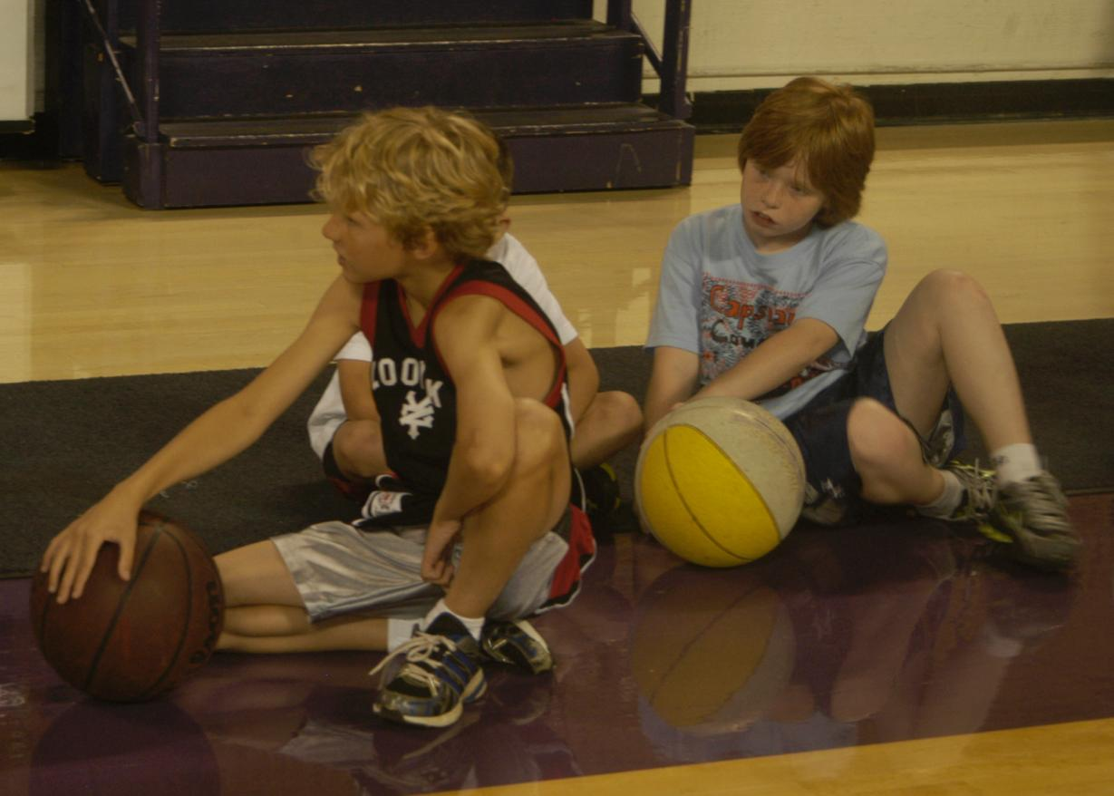 Men's basketball individual camp a resounding success