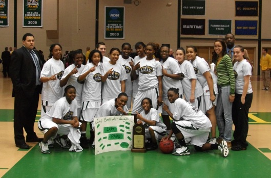 2009-10 Women's Basketball Season Recap