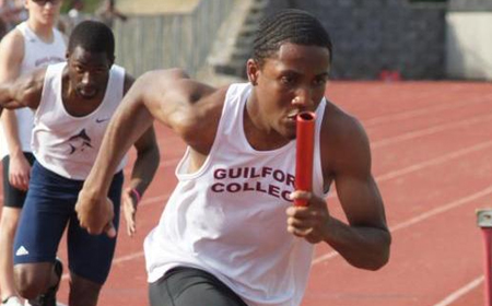Smith, Bell All-Americans at Track Champs