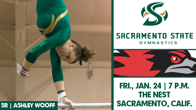 GYMNASTICS RETURNS HOME TO FACE SEMO ON FRIDAY NIGHT