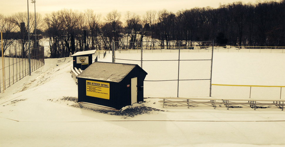 Winter Weather Continues to Adjust UMBC Softball Scheduling
